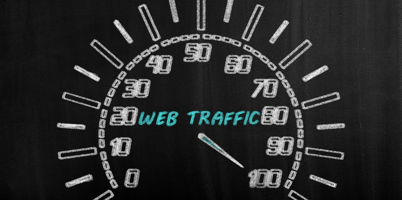 Web Traffic - MediaOne North America