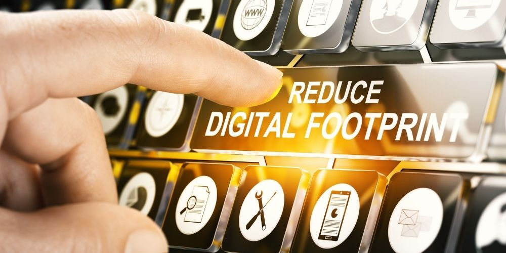 Reduce Your Digital Footprint - MediaOne
